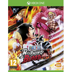 ONE PIECE BURNING BLOOD XONE VF