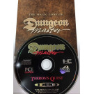 DUNGEON MASTER : THERON S QUEST (BOOTLEG) MAXI SLEEVE CD NEC SUPER CD ROM2 NOT FOR SALE NEW