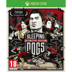 SLEEPING DOGS DEFINITIVE EDITION XONE FR OCC