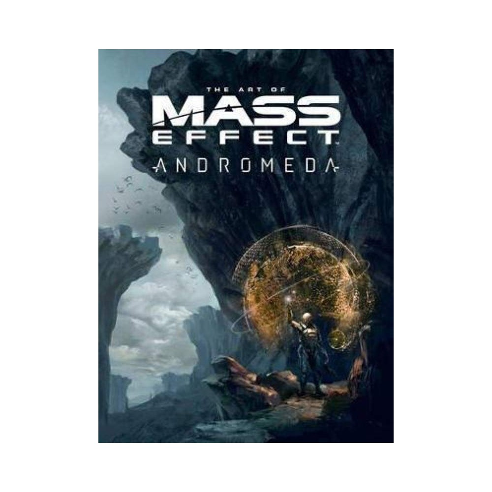 THE ART OF MASS EFFECT ANDROMEDA NEW