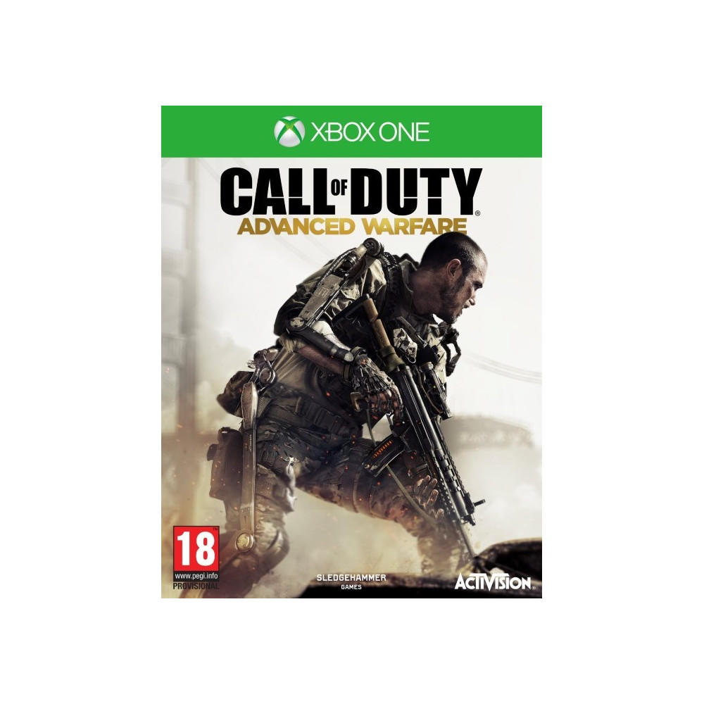 CALL OF DUTY ADVANCE WARFARE XBOX ONE FR OCCASION
