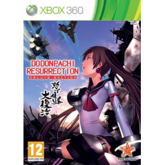 DODONPACHI RESURRECTION DELUXE EDITION XBOX 360 PAL-UK NEW