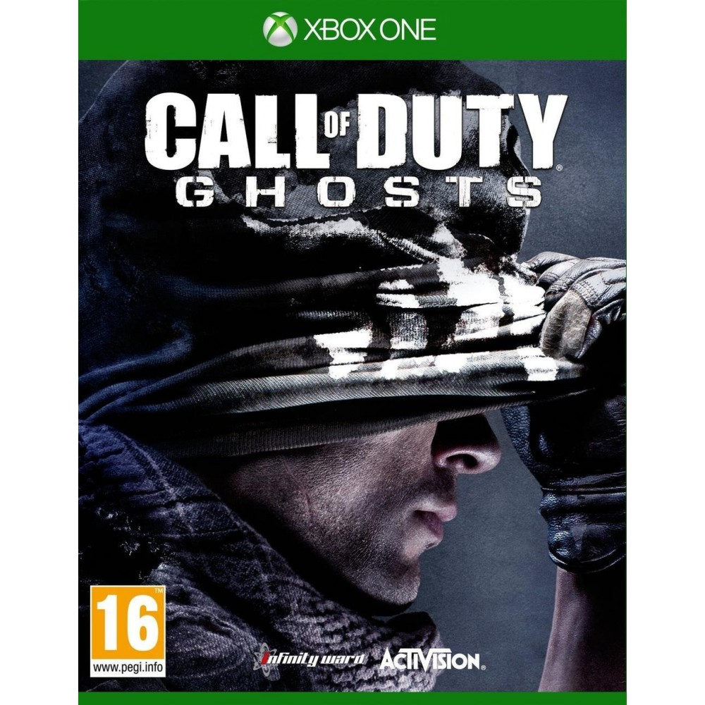 CALL OF DUTY GHOSTS XONE VF OCC