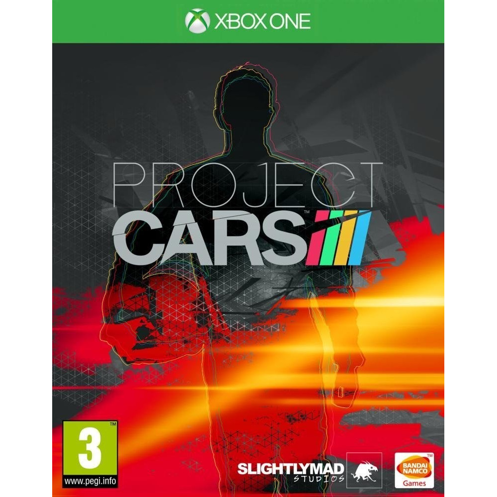PROJECT CARS XONE VF