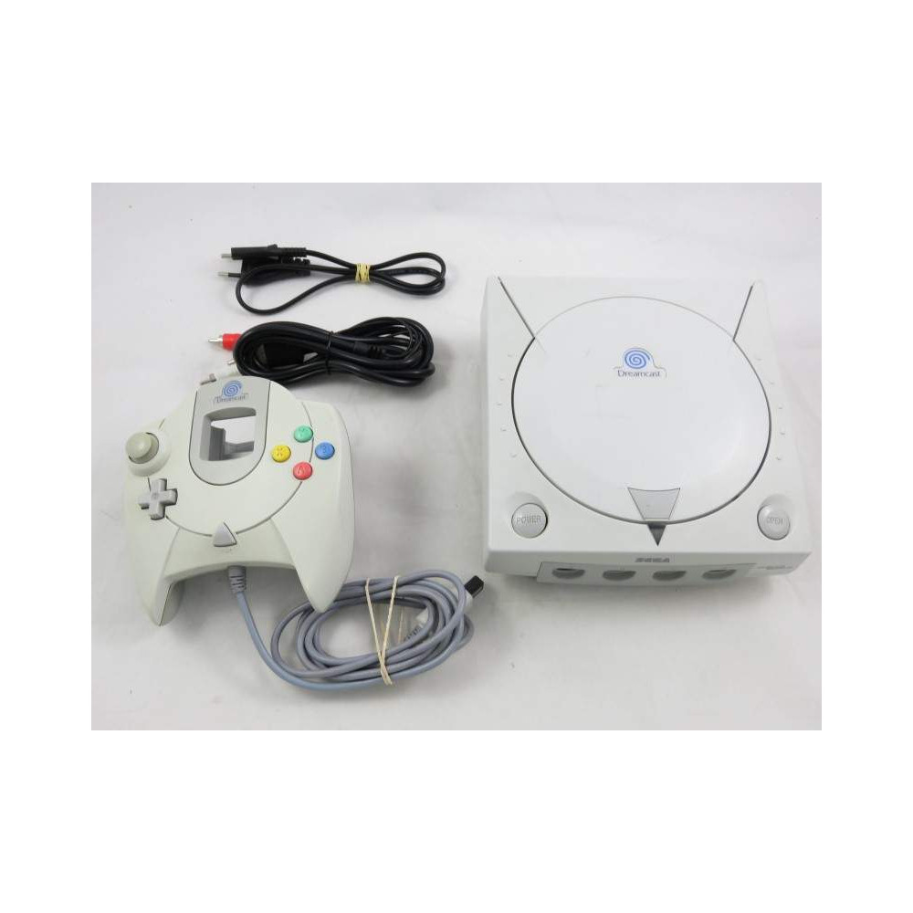 CONSOLE DREAMCAST PAL-EURO OCCASION