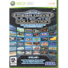 SEGA MEGADRIVE ULTIMATE COLLECTION XBOX 360 PAL-FR OCCASION