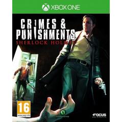 SHERLOCK HOLMES CRIMES & PUNISHMENTS XONE FR OCC