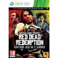 RED DEAD REDEMPTION EDITION JEU DE L ANNEE XBOX 360 PAL FR OCCASION