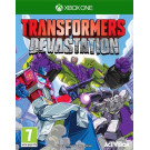 TRANSFORMERS DEVASTATION XONE FR