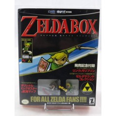 ZELDA BOX THE WINDWAKER JPN OCCASION