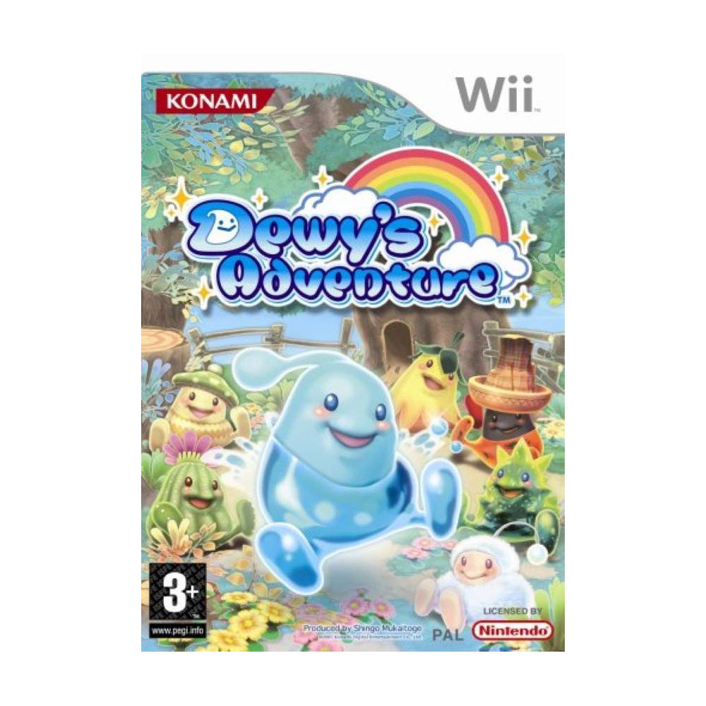 DEWY'S ADVENTURE WII PAL-FR OCCASION