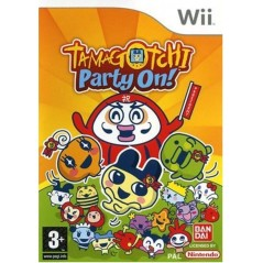 TAMAGOTCHI PARTY ON WII PAL-FR OCCASION
