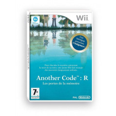 ANOTHER CODE R WII PAL-FR OCCASION