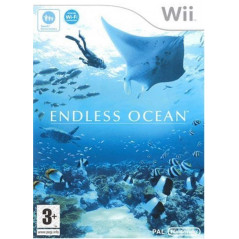 ENDLESS OCEAN WII PAL-FR OCCASION