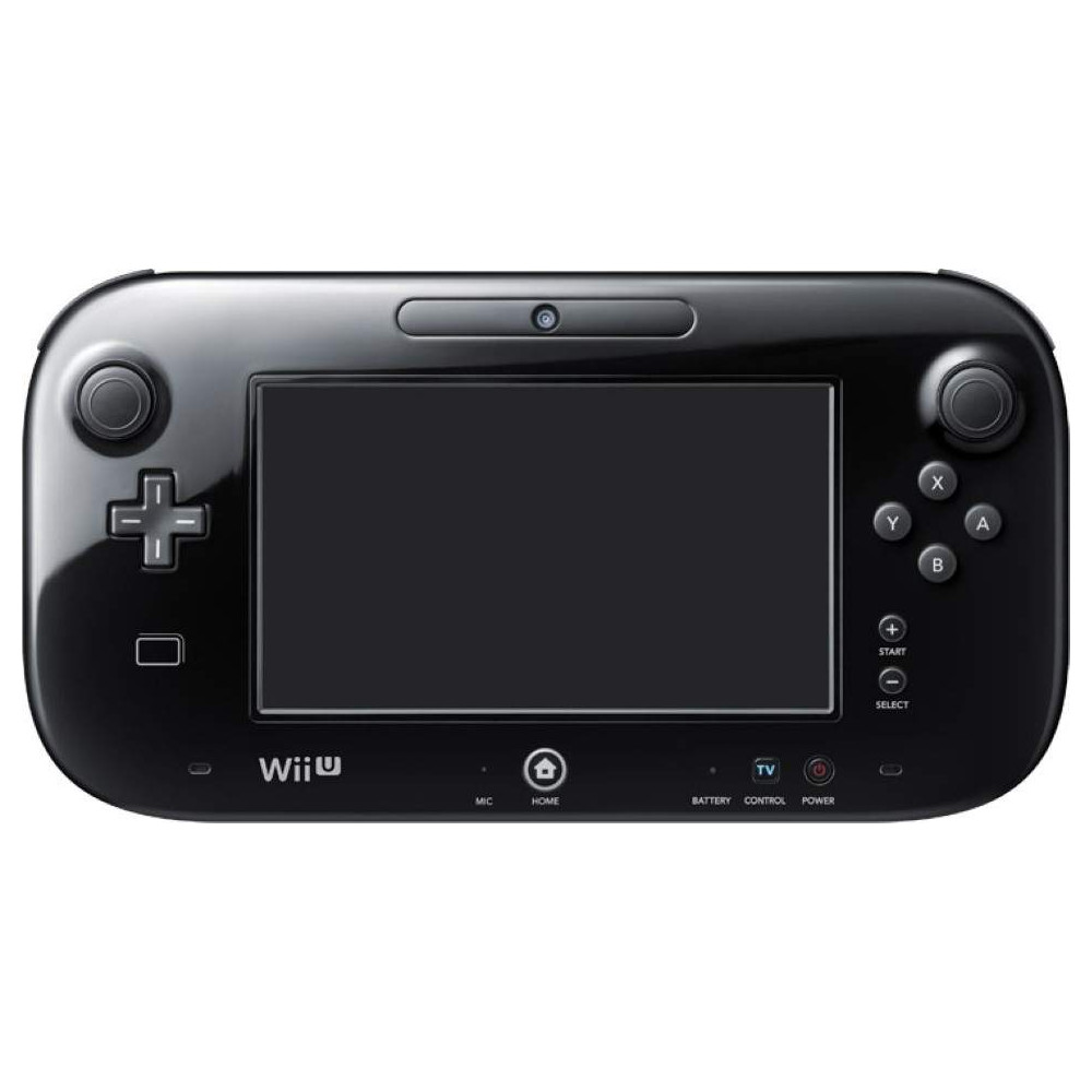 TABLETTE WIIU BLACK EURO OCCASION