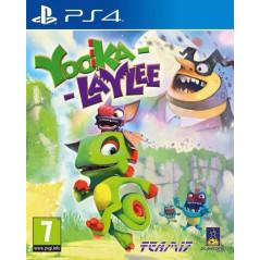 YOOKA-LAYLEE PS4 UK NEUF