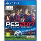 PES 2017 PS4 UK NEW