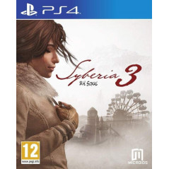 SYBERIA 3 PS4 FR NEW