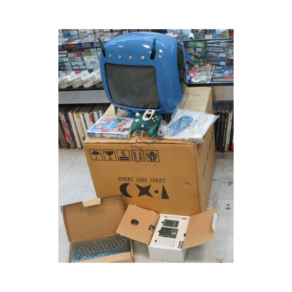 CONSOLE / TV SEGA DIVERS 2000 SERIES CX-1 NTSC-JPN OCCASION