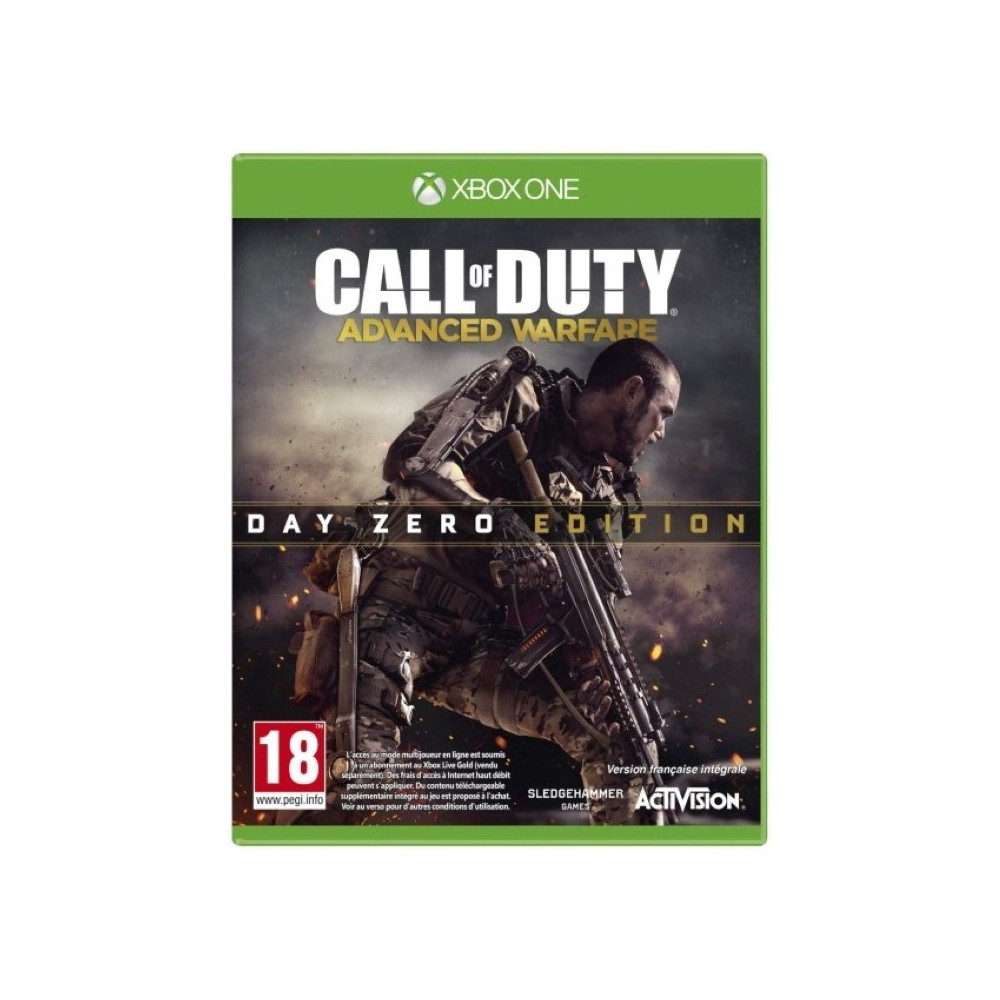 CALL OF DUTY ADVANCE WARFARE ED.DAY XONE VF OCC