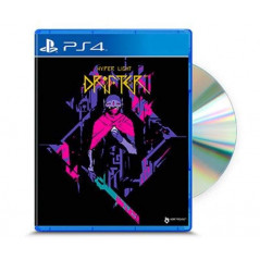 HYPER LIGHT DRIFTER PS4 ALL NEW