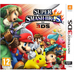 SUPER SMASH BROS 3DS ESP OCCASION