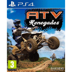 ATV RENEGADES PS4 FR NEW