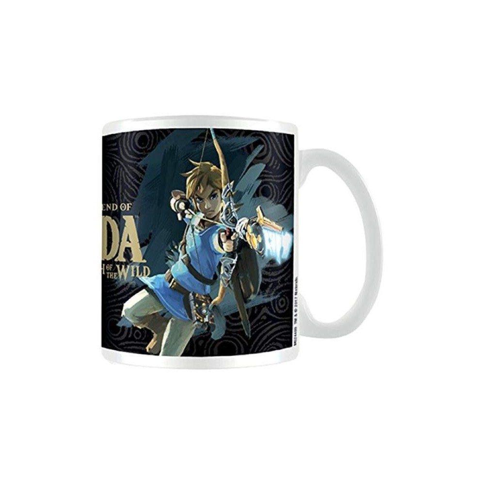 MUG ZELDA BREATH OF THE WILD NEW