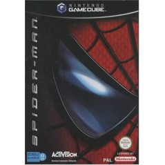 SPIDER-MAN GAMECUBE PAL-FRA OCCASION