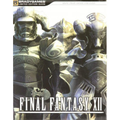 GUIDE FINAL FANTASY XII LIMITED EDITION BRADYGAMES USA OCCASION