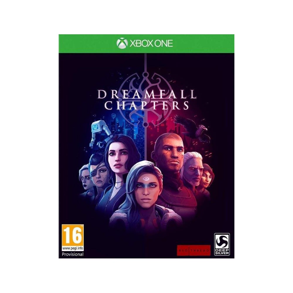 DREAMFALL CHAPTERS XBOX ONE FRANCAIS NEW