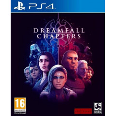 DREAMFALL CHAPTERS PS4 FRANCAIS NEW