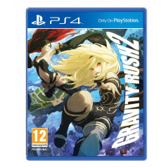 GRAVITY RUSH 2 PS4 UK NEW