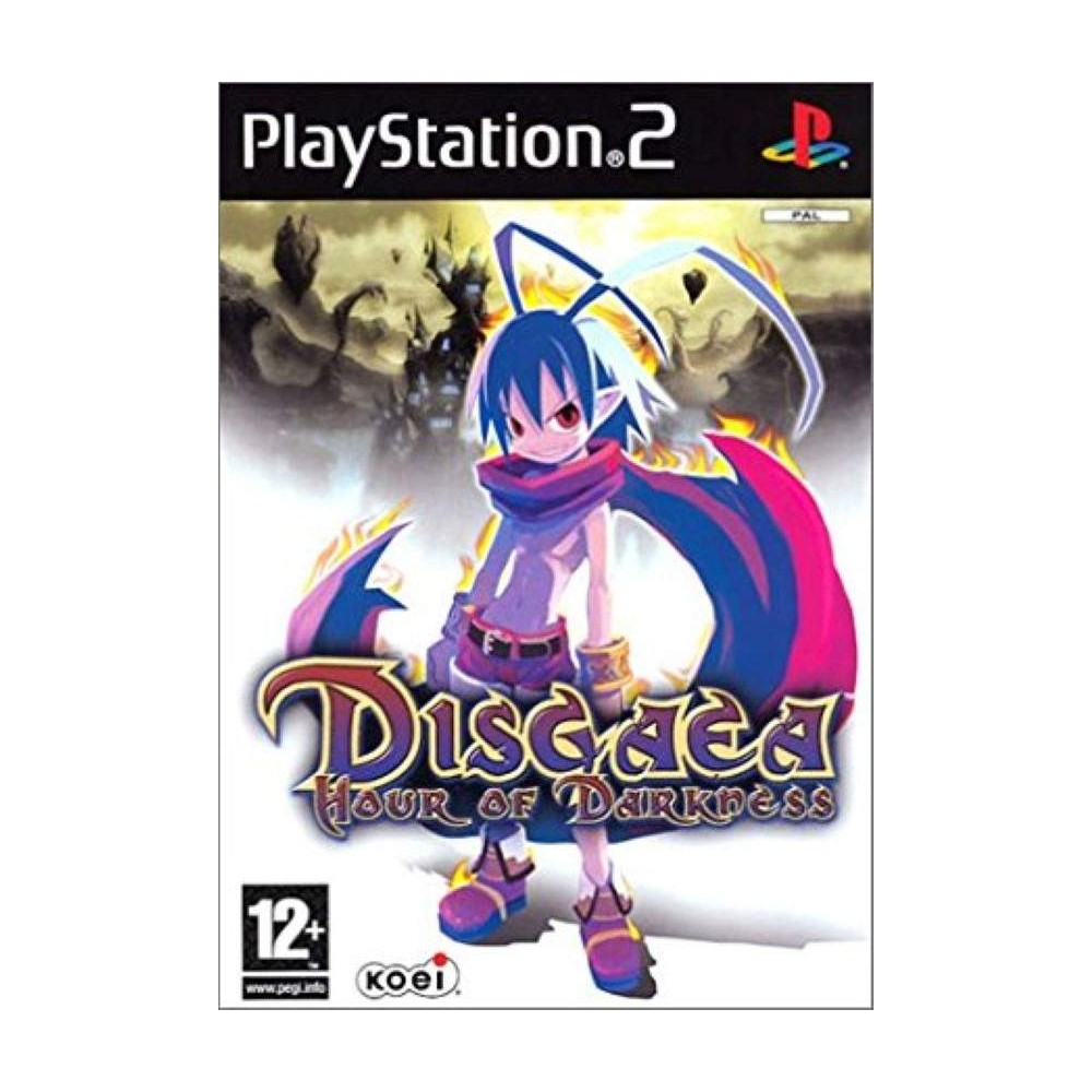 DISGAEA PS2 PAL-FR OCCASION