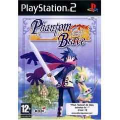 PHANTOM BRAVE PS2 PAL-FR OCCASION