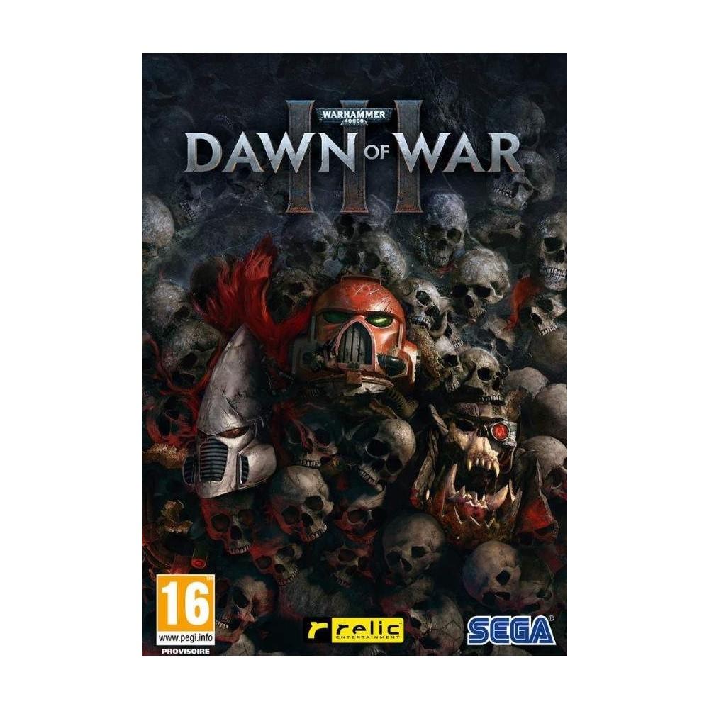 WARHAMMER 40000 DAWN OF WAR III PC FR NEW