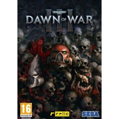 WARHAMMER 40000 DAWN OF WAR III PC FR NEW
