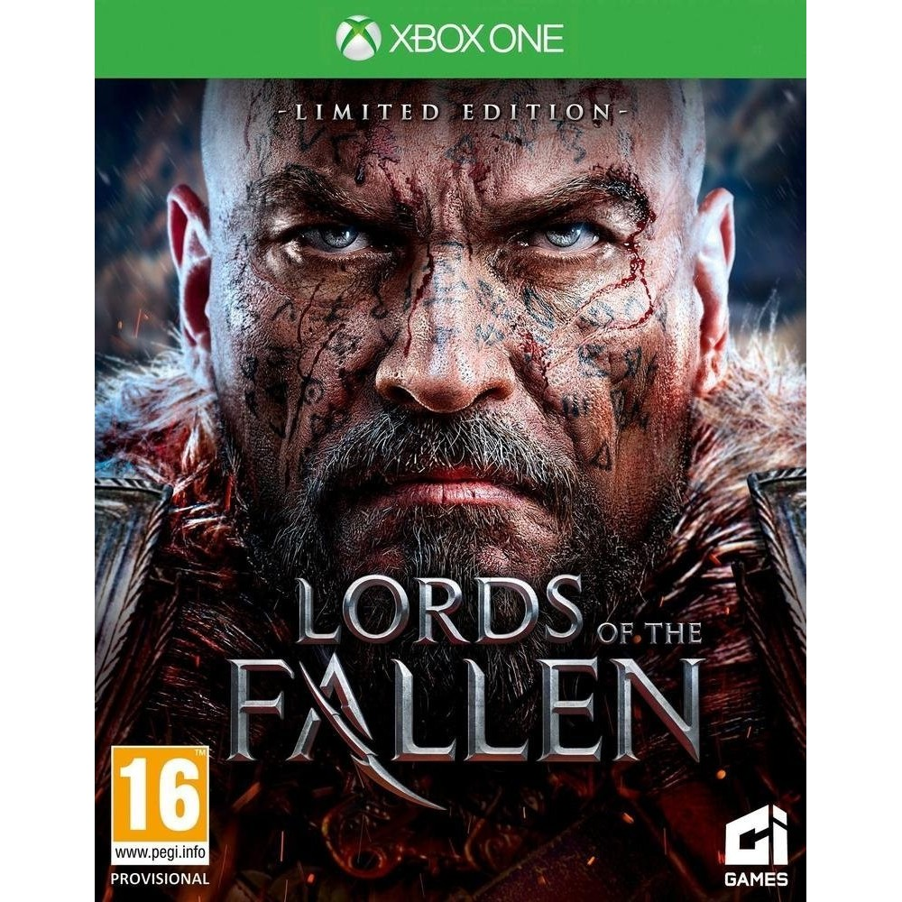 LORDS OF THE FALLEN ED.D1 XONE FR OCCASION