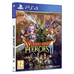 DRAGON QUEST HEROES 2 EDITION EXPLORATEUR D-ONE PS4 UK NEW