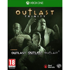 OUTLAST TRINITY XBOX ONE FR NEW