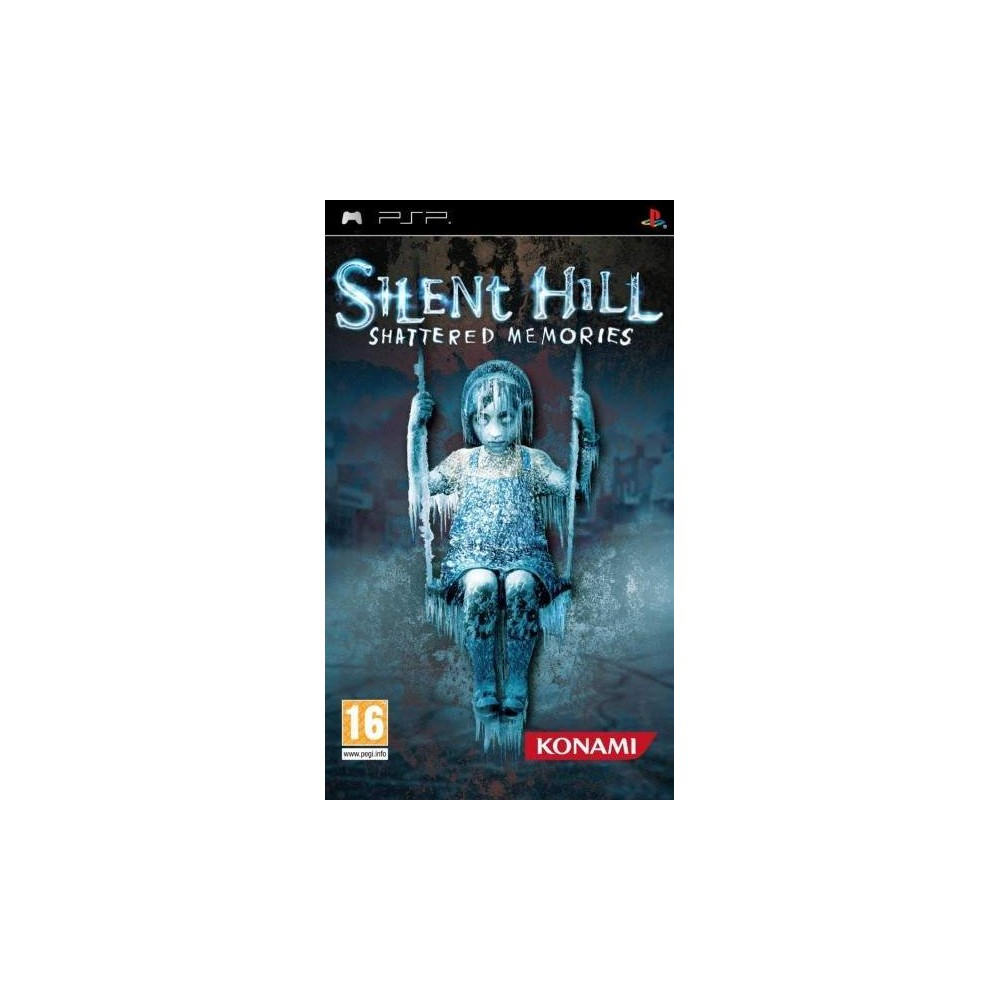 SILENT HILL SHATERED MEMORIES PSP FR OCCASION
