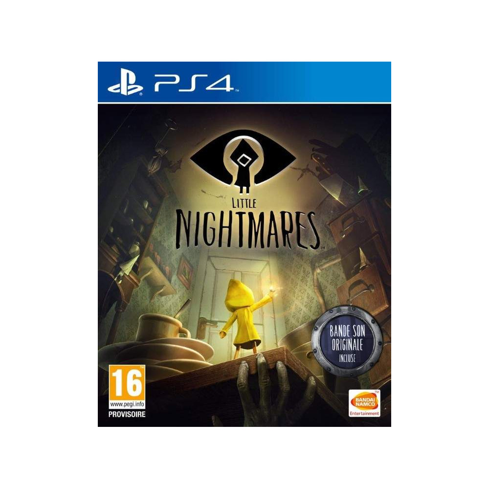 LITTLE NIGHTMARES COMPLETE EDITION PS4 FR NEW