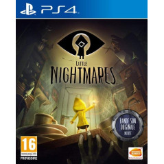LITTLE NIGHTMARES PS4 FR NEW