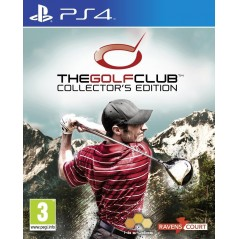 THE GOLF CLUB ED.COLLECTOR PS4 VF