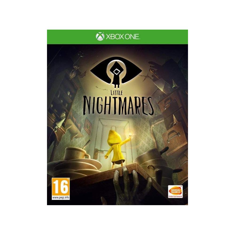 LITTLE NIGHTMARES XBOX ONE UK NEW