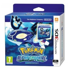 POKEMON SAPHIR ALPHA EDITION LIMITEE 3DS FR OCCASION