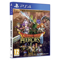 DRAGON QUEST HEROES 2 EXPLOREUR EDITION PS4 EURO FR NEW