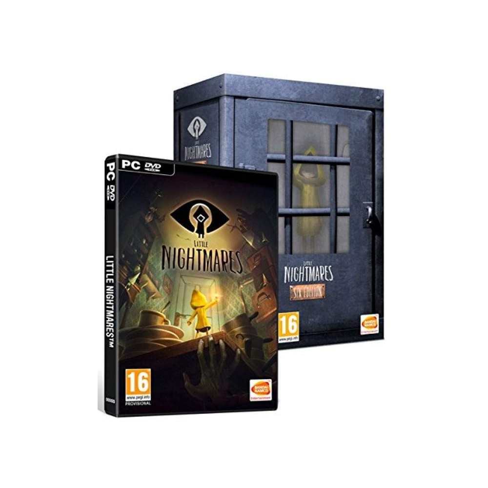 LITTLE NIGHTMARES SIX EDITION PC FR NEW