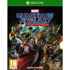 LES GARDIENS DE LA GALAXIE THE TELLTALE SERIES XONE FR NEW