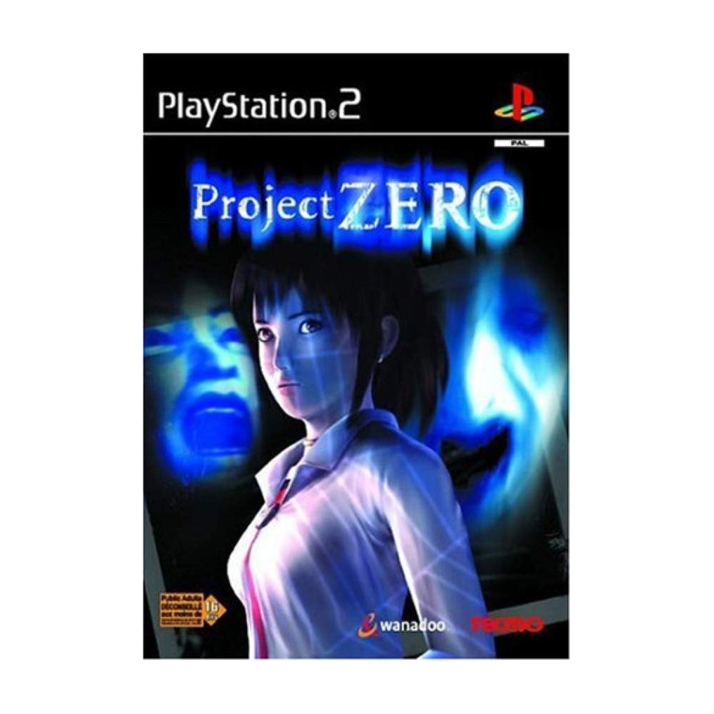 PROJECT ZERO PS2 PAL-FR OCCASION
